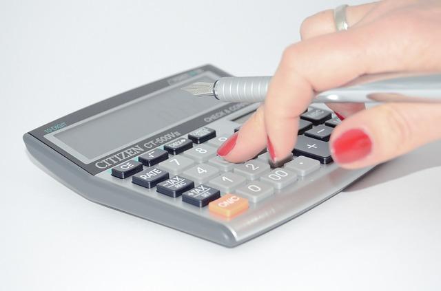 déduire les frais bancaires des impôts