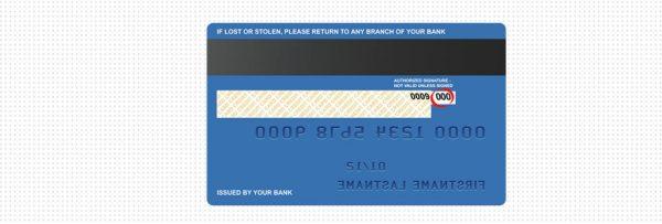 Pourquoi votre carte bancaire a un CVV
