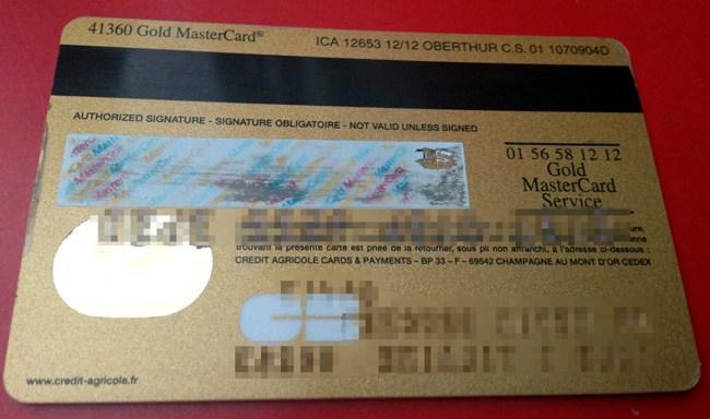 Pourquoi la signature carte bancaire est importante ?