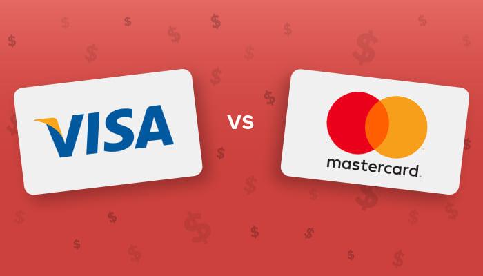 Quelle différence entre Mastercard et Visa ?